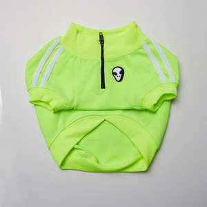 "peepoop - ""limited-edition"" Track top (neon green)"